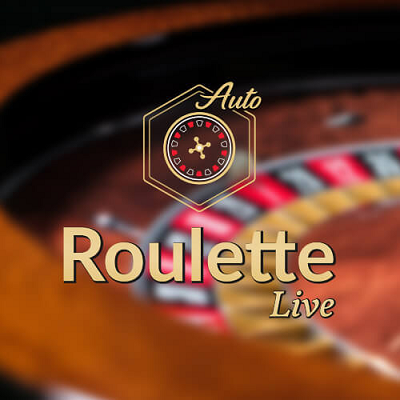 auto roulette live logo