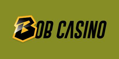 Bob Casino • 10 free spins no deposit bonus