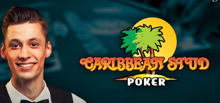 caribbean stud poker banner