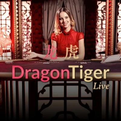 dragon tiger live logo