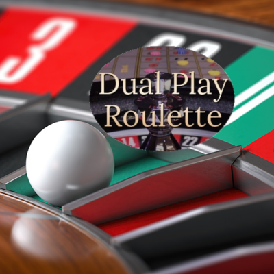 dual play roulette live logo