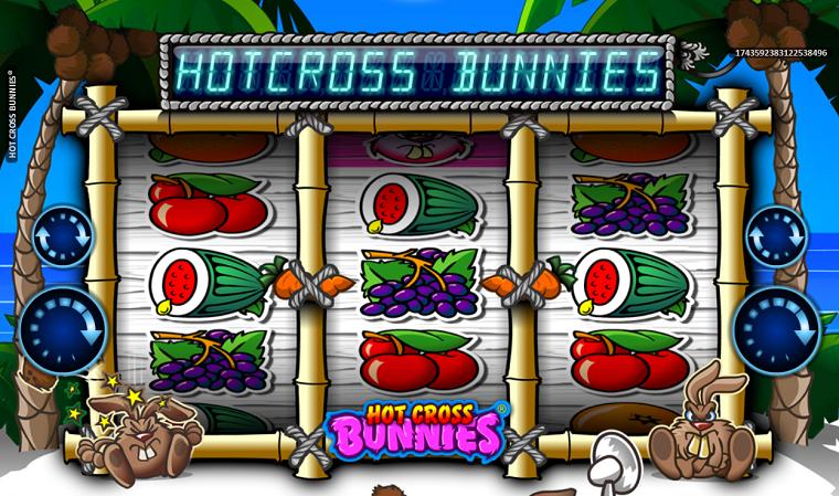 hot cross bunnies beginscherm