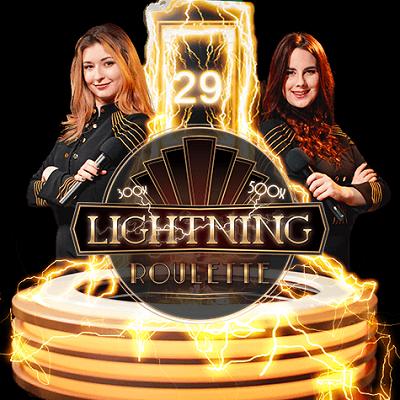 lightning roulette live logo