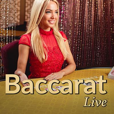 live baccarat logo