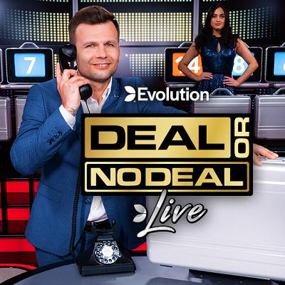 live deal or no deal logo