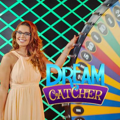 live dream catcher logo