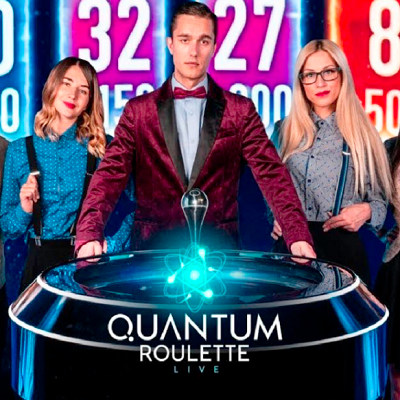 quantum roulette live logo