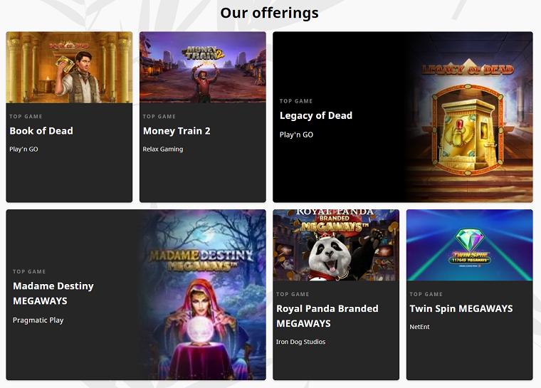 royal panda casino promoties
