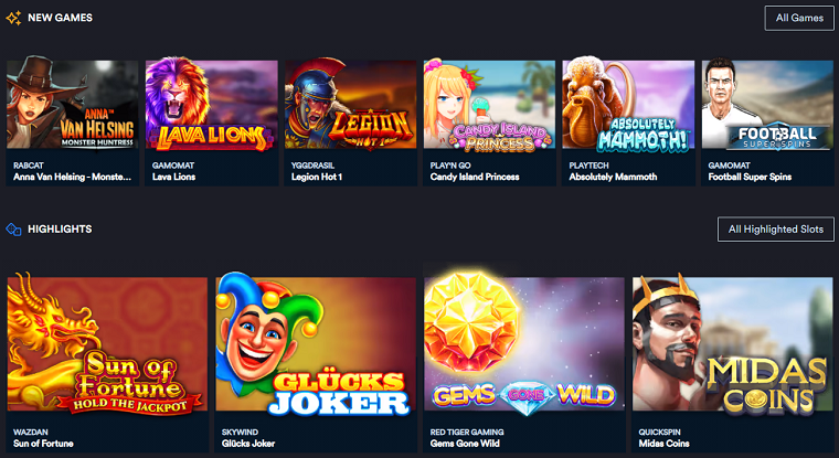 slotsmillion casino spellen