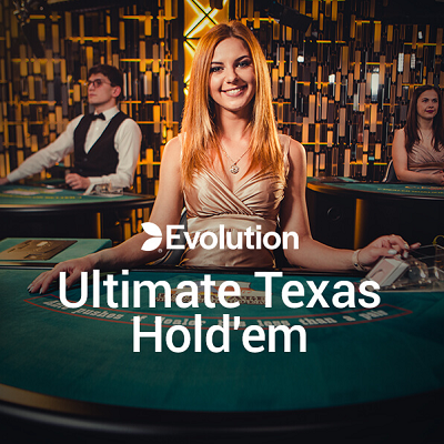 ultimate texas holdem live logo