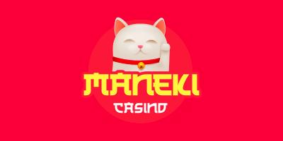 Maneki Casino • 99 free spins + €333 bonus